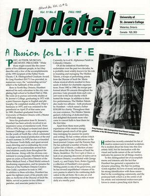 Update! Fall 1993