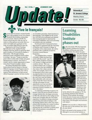Update! Summer 1994