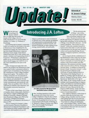 Update! Winter 1995