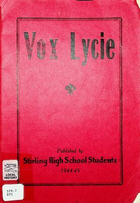 Vox Lycie, 1944-45