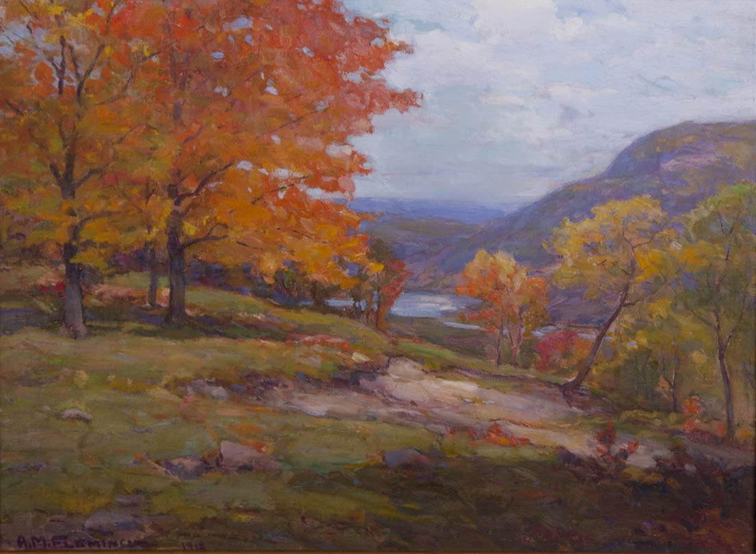 untitled (fall landscape) G.2011.11.01