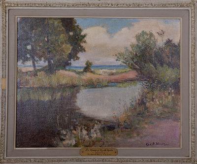 Quiet Lagoon - Rondeau