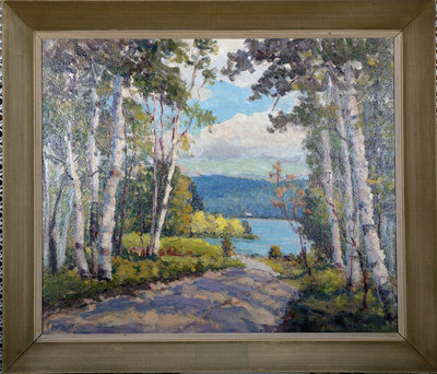 Birches, Muskoka