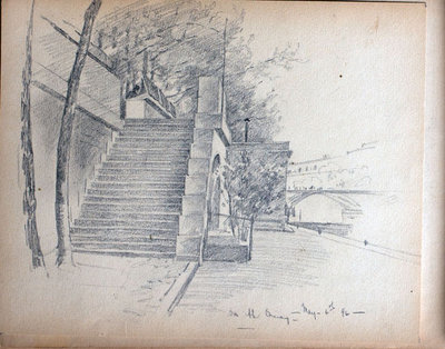 John S Gordon, Sketchbook, page 5 of 39