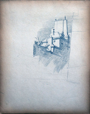 John S Gordon, Sketchbook, page 8 of 39