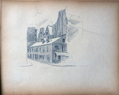 John S Gordon, Sketchbook, page 9 of 39