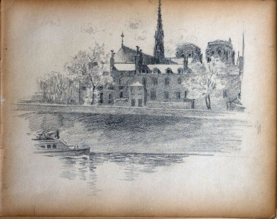 John S Gordon, Sketchbook, page 12 of 39