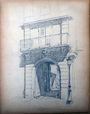John S Gordon, Sketchbook, page 14 of 39