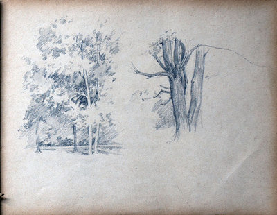 John S Gordon, Sketchbook, page 16 of 39
