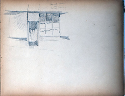 John S Gordon, Sketchbook, page 19 of 39