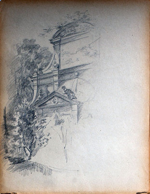 John S Gordon, Sketchbook, page 20 of 39