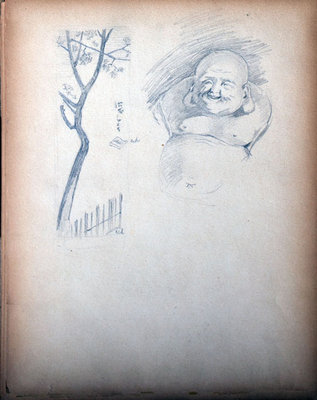 John S Gordon, Sketchbook, page 25 of 39