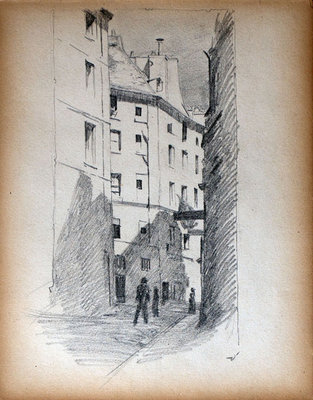 John S Gordon, Sketchbook, page 29 of 39