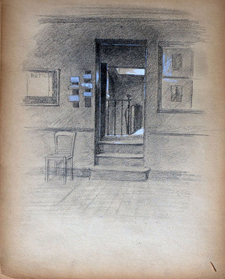 John S Gordon, Sketchbook, page 34 of 39