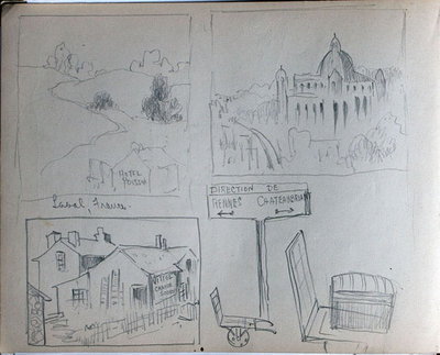 John S. Gordon, Sketchbook, page 6 of 51