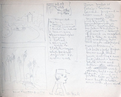 John S. Gordon, Sketchbook, page 7 of 51