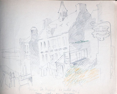 John S. Gordon, Sketchbook, page 9 of 51