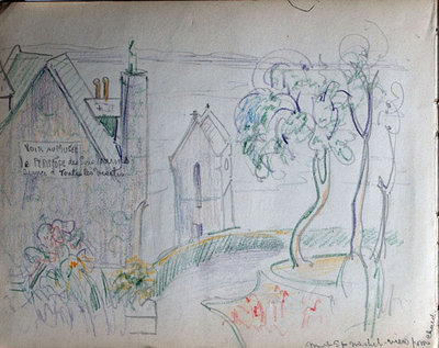 John S. Gordon, Sketchbook, page 10 of 51