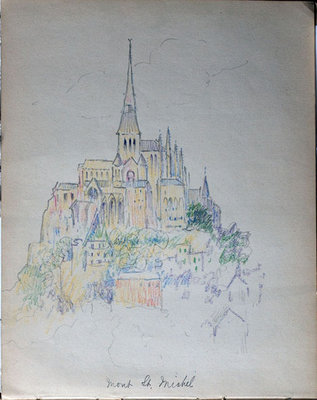John S. Gordon, Sketchbook, page 12 of 51