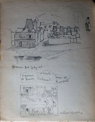 John S. Gordon, Sketchbook, page 13 of 51