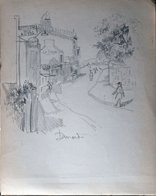 John S. Gordon, Sketchbook, page 14 of 51