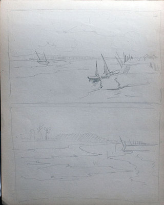 John S. Gordon, Sketchbook, page 15 of 51