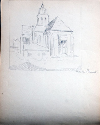 John S. Gordon, Sketchbook, page 16 of 51