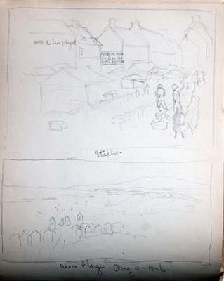 John S. Gordon, Sketchbook, page 20 of 51