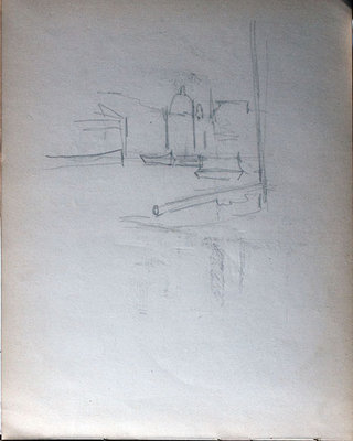 John S. Gordon, Sketchbook, page 21 of 51