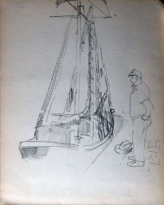 John S. Gordon, Sketchbook, page 24 of 51
