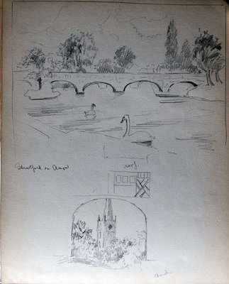 John S. Gordon, Sketchbook, page 32 of 51