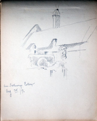 John S. Gordon, Sketchbook, page 35 of 51