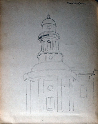 John S. Gordon, Sketchbook, page 38 of 51