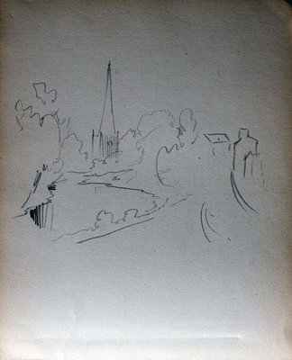John S. Gordon, Sketchbook, page 39 of 51