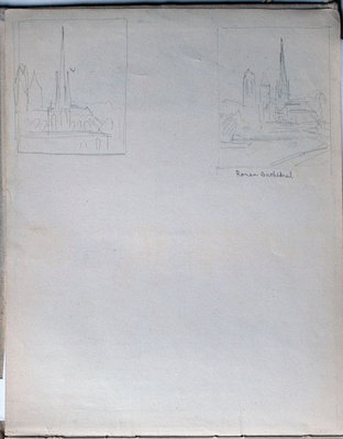 John S. Gordon, Sketchbook, page 42 of 51