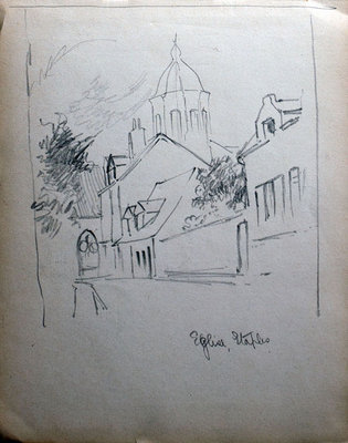 John S. Gordon, Sketchbook, page 44 of 51