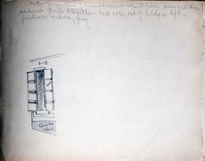 John S. Gordon, Sketchbook, page 46 of 51