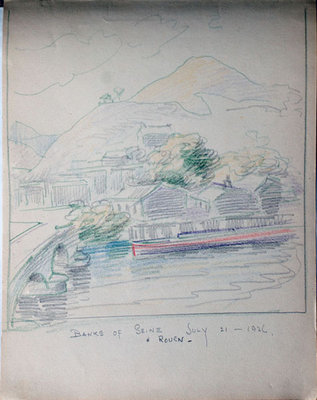 John S. Gordon, Sketchbook, page 47 of 51