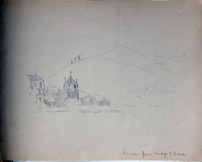 John S. Gordon, Sketchbook, page 48 of 51