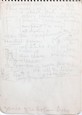 Hortense Gordon, Sketchbook, page 12 of 32
