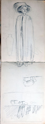 John Gordon, Sketchbook, page 10 of 52