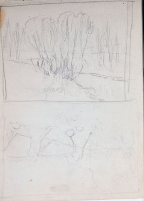 John Gordon, Sketchbook, page 37 of 52