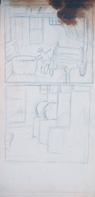 John S. Gordon, Sketchbook, page 3 of 27