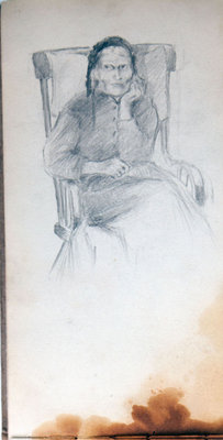 John S. Gordon, Sketchbook, page 15 of 27