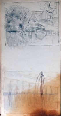 John S. Gordon, Sketchbook, page 22 of 27