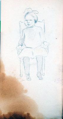 John S. Gordon, Sketchbook, page 24 of 27