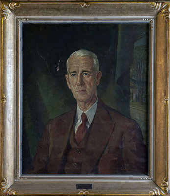 Portrait of John Gilcrest