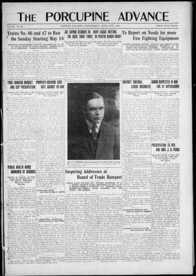 Porcupine Advance, 16 Apr 1924