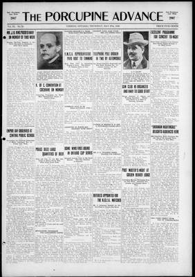 Porcupine Advance, 27 May 1926