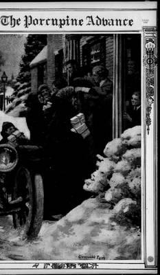 Porcupine Advance, 23 Dec 1926
